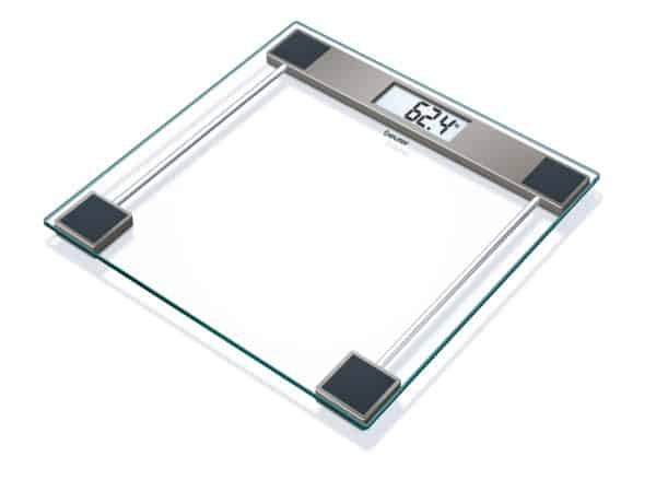 Personenwaage GS 11 Glas, transparent 2