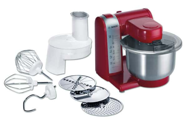 Küchenmaschine MUM 48R1, rot 2
