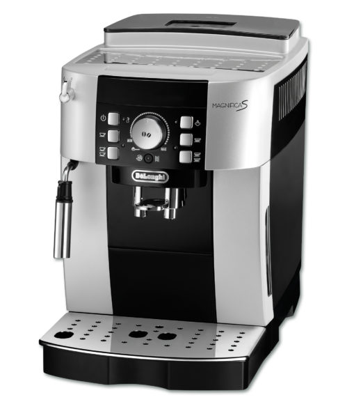 "Kaffeevollautomat ""Magnifica S ECAM 21.116.SB"", silber/schwarz 2"