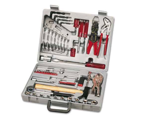 Werkzeugkoffer, 100-tlg. 2
