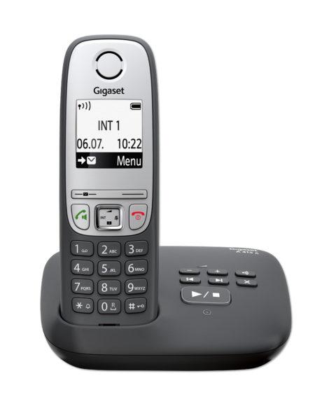 """Schnurlos-Telefon """"Gigaset A415A"""" mit AB, anthrazit/silber 2"""