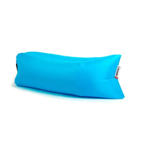 "Aufblasbare Loungeliege ""Lamzac The Original 2.0"", aqua-blue"