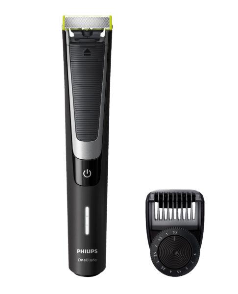 Rasierer OneBlade Pro QP6510/20, schwarz