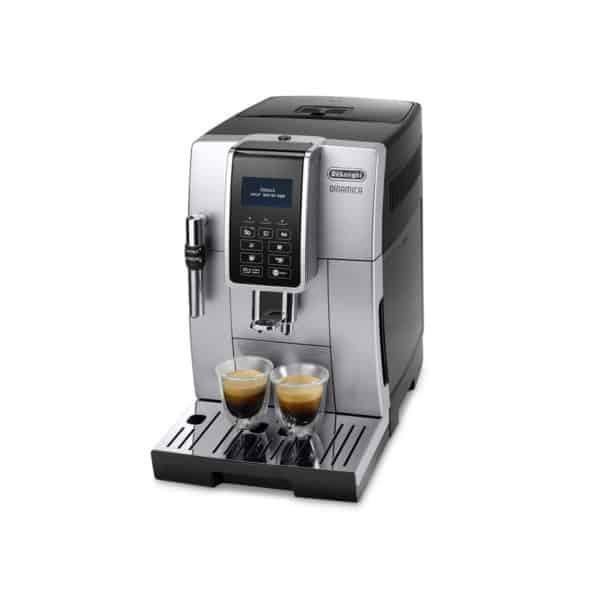 "Kaffeevollautomat ""ECAM 350.35.SB Dinamica"", silber/schwarz 2"