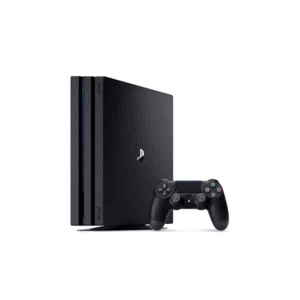 Playstation 4 Pro, 1 TB, schwarz