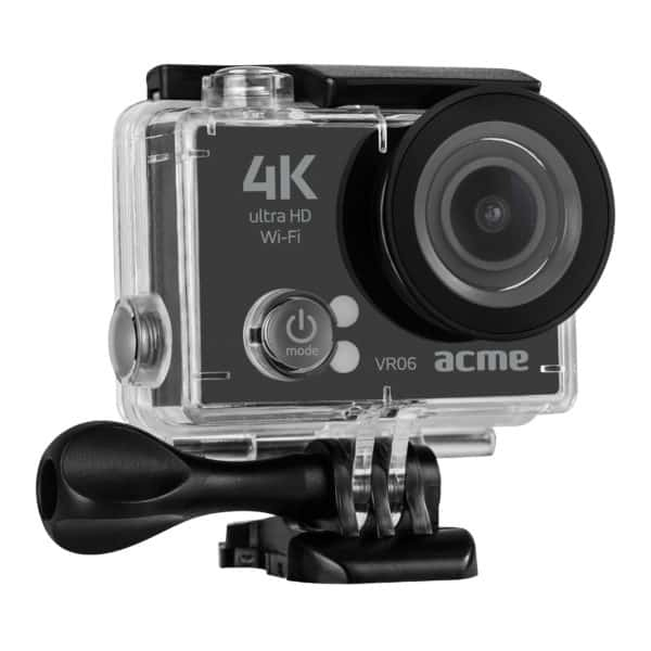 "4K UHD Action Cam ""VR06"""