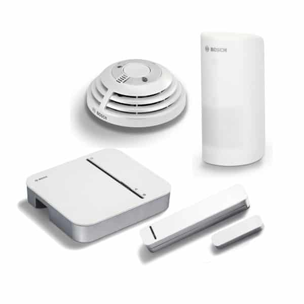 Smart Home Sicherheit Starter-Paket 2