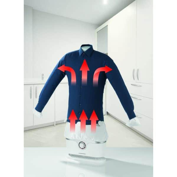 Automatischer Hemden- & Blusenbügler 2