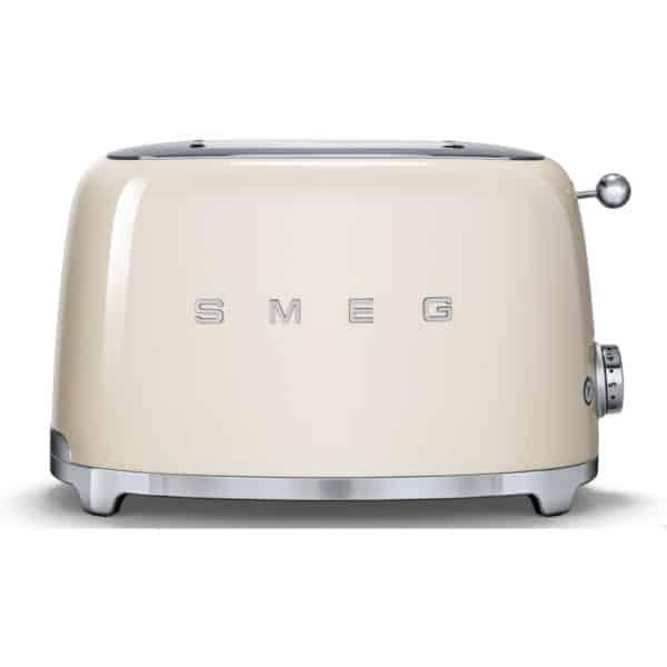 "Kompakt-Toaster ""50`s Retro Style"", creme 2"