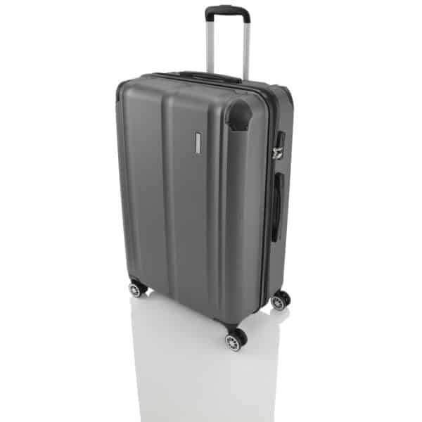 4-Rollen-Trolley City , 77 cm, anthrazit 2
