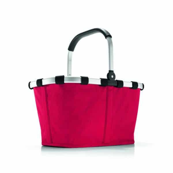 Einkaufskorb Carrybag, rot 2
