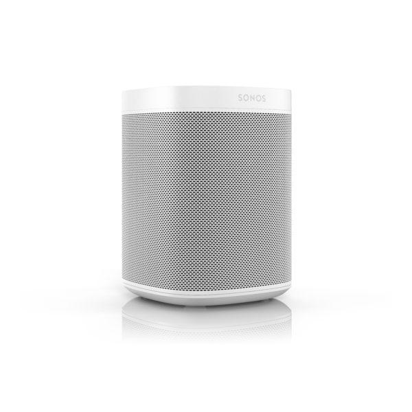 """Wireless Home HiFi System mit Sprachsteuerung """"ONE"""", weiß 2"""