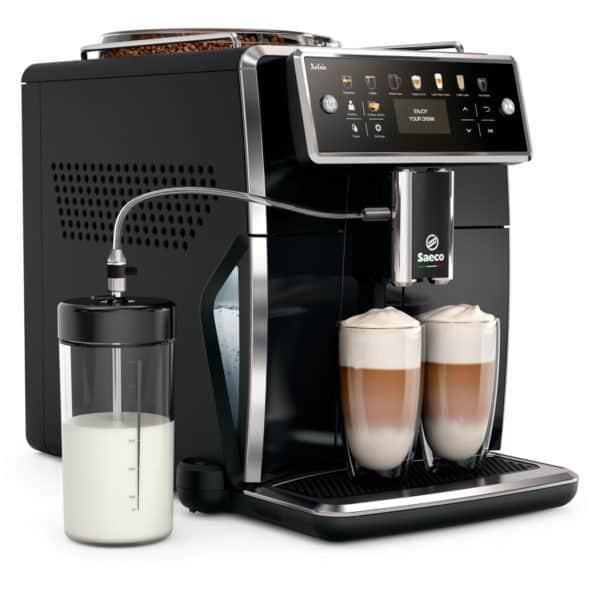"Kaffeevollautomat ""Xelsis UI good+ SM7580"", schwarz 2"