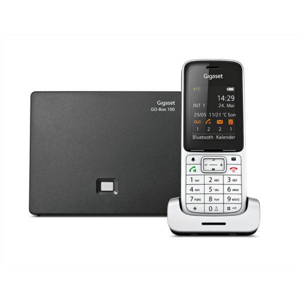 """Schnurlos-Telefon """"SL 450A GO"""", mit Bluetooth Funktion, schwarz 2"""