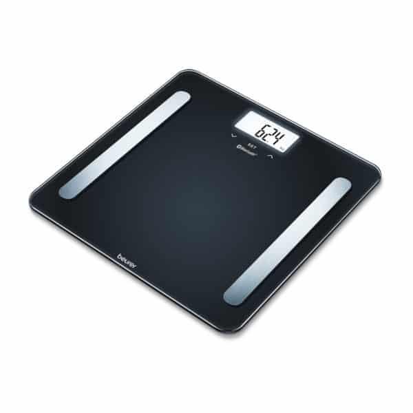 Diagnosewaage BF 600 Pure Glas, schwarz 2