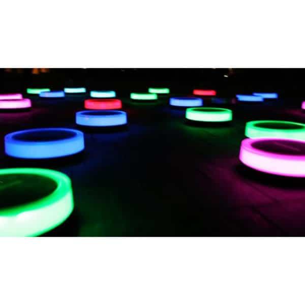 LED-Gartenleuchtenset Playbulb Garden II 2
