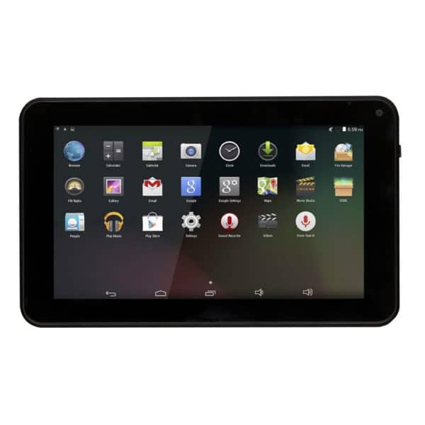 Android Tablet  Wi-Fi, 7 Zoll, 16GB, TAQ-70333, schwarz
