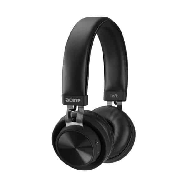 """Bluetooth On-Ear Kopfhörer """"BH203"""", schwarz 2"""