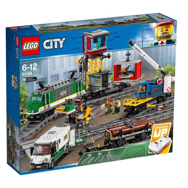 CITY Güterzug 2