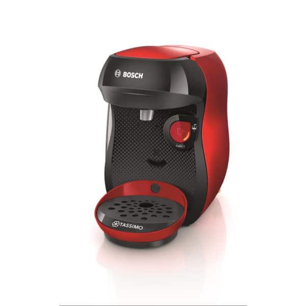 Kapselmaschine Tassimo Happy 1003, rot/schwarz 2