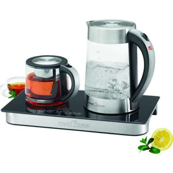Tee-/Kaffeestation, PC-TKS 1056, schwarz 2