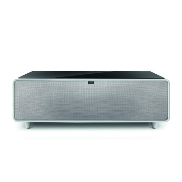 Soundbar mit Tisch und Getränkekühler, Sound and Cool 2
