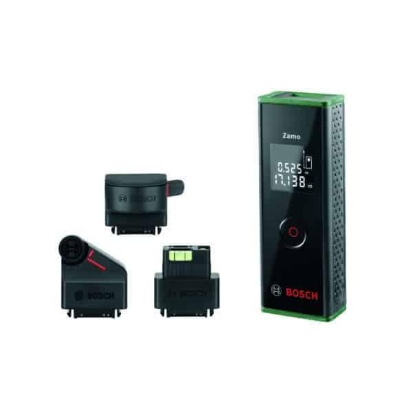 Laser-Entfernungsmesser Zamo III Set 2