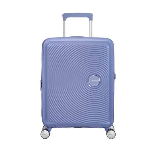 4-Rollen-Trolley Soundbox Spinner, 55 cm, denim blue 2
