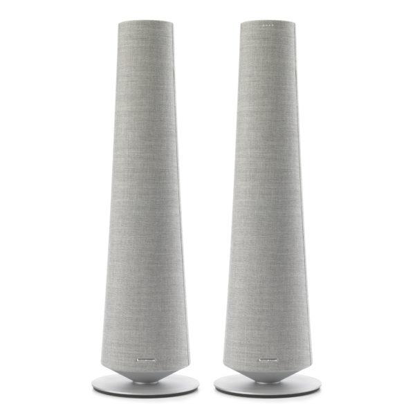 Intelligenter Lautsprecher Citation Tower, grau