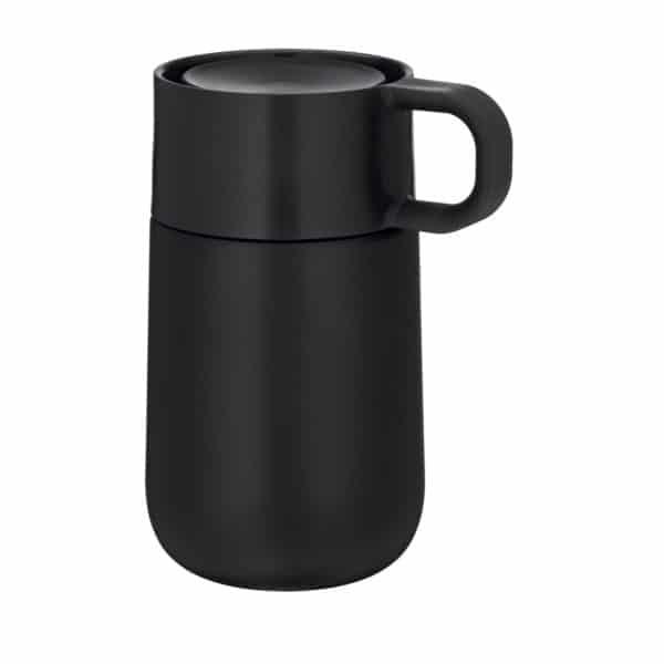 Coffee-to-Go Isolierbecher Impulse 0,3l, matt-schwarz
