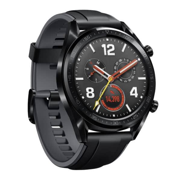 Smartwatch GT Sport, schwarz
