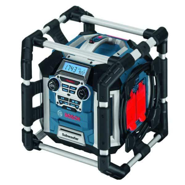 Baustellenradio GML 50 PowerBox 2