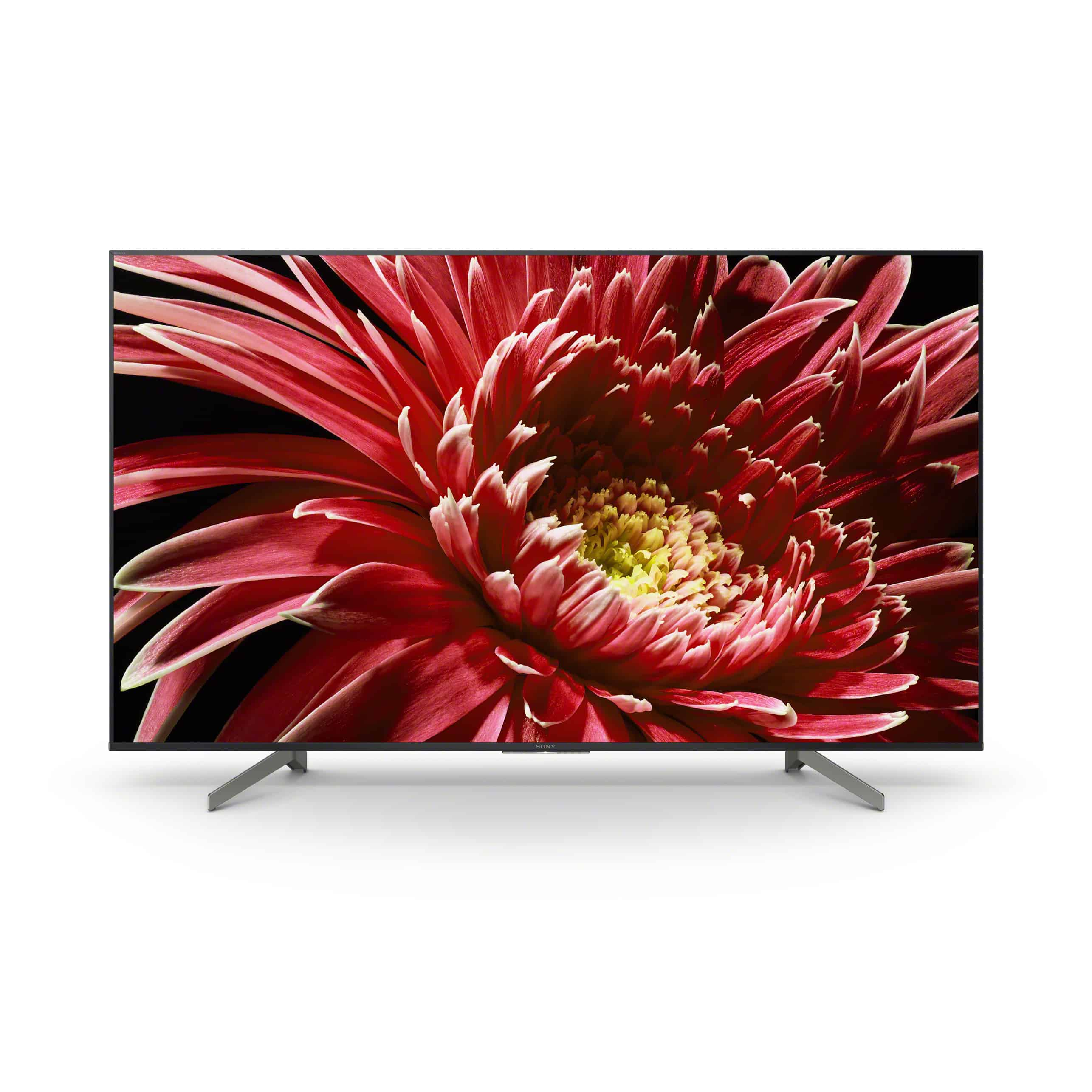 Tv 85 Zoll : 4k uhd led smart tv kd85xg8596baep 85 zoll pr mie direkt ~ Watch28wear.com Haus und Dekorationen
