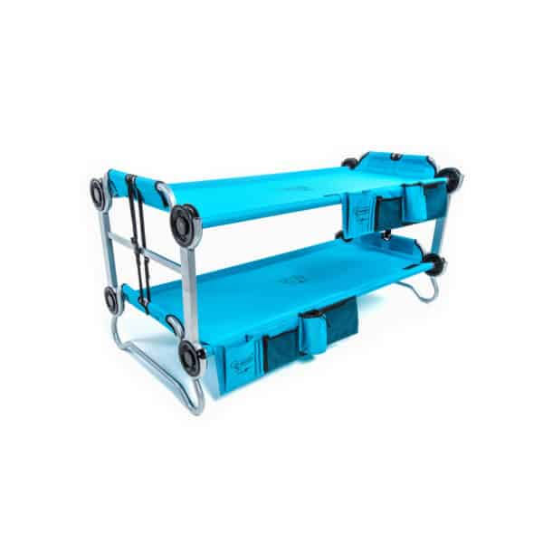 Kid-O-Bunk Etagenbett mit Seitentaschen (2-er Set)
