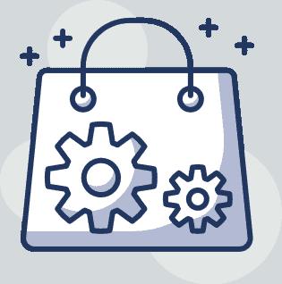 Funktionalität in Online-Shops
