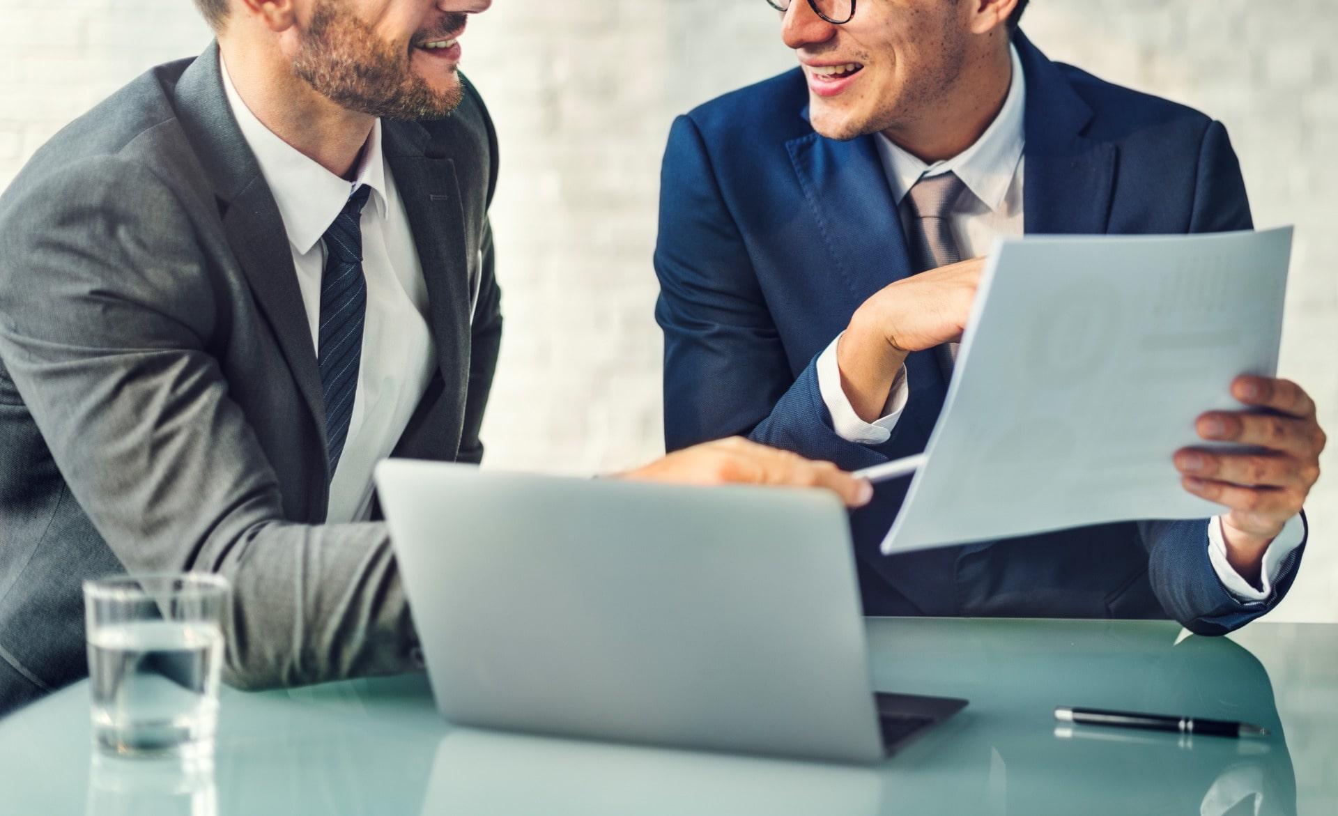 Kommunikation mit Mitarbeitern