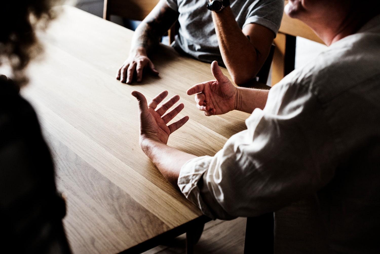 Mündliche Kommunikation im Unternehmen