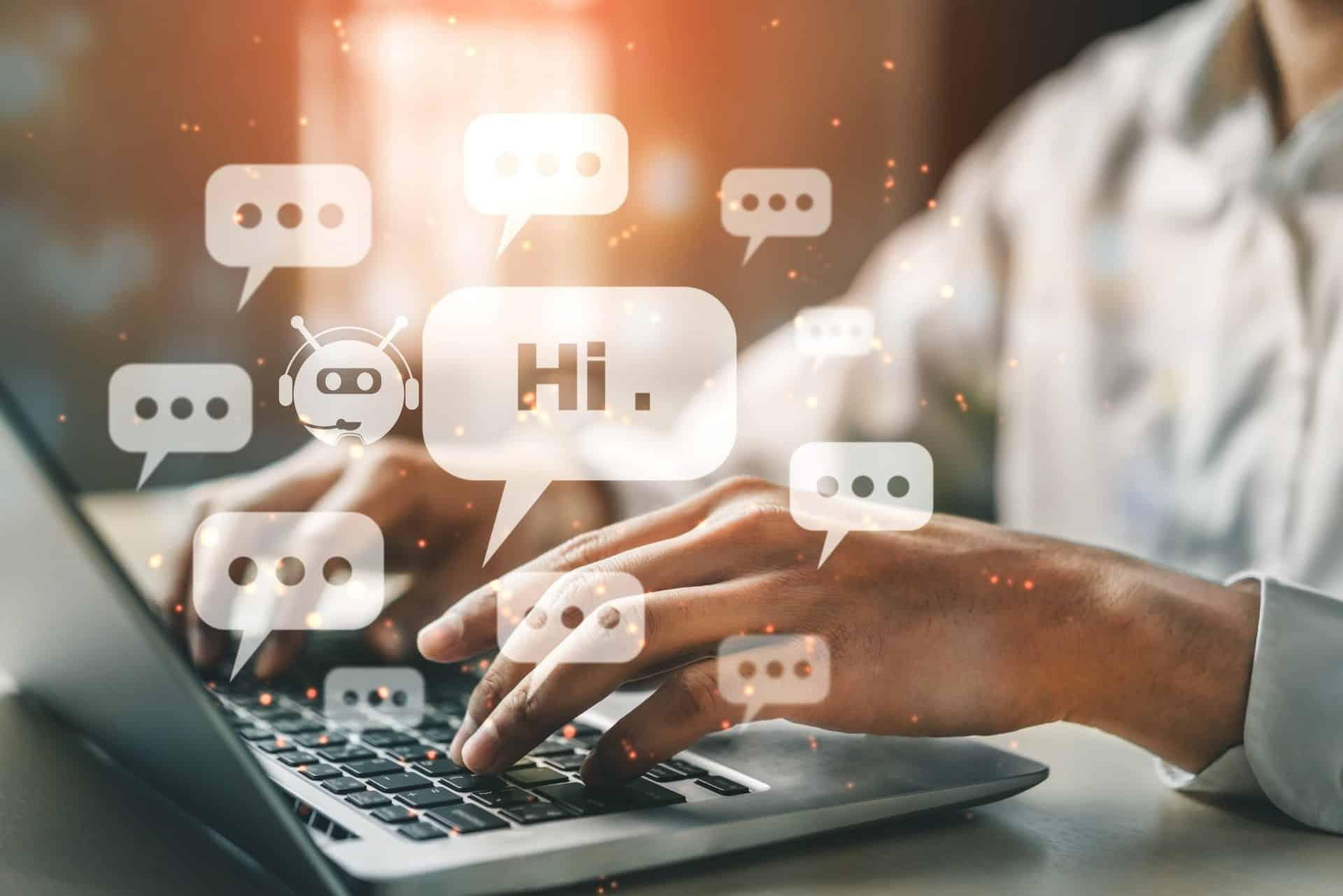 Chatbots für die interne Unternehmenskommunikation