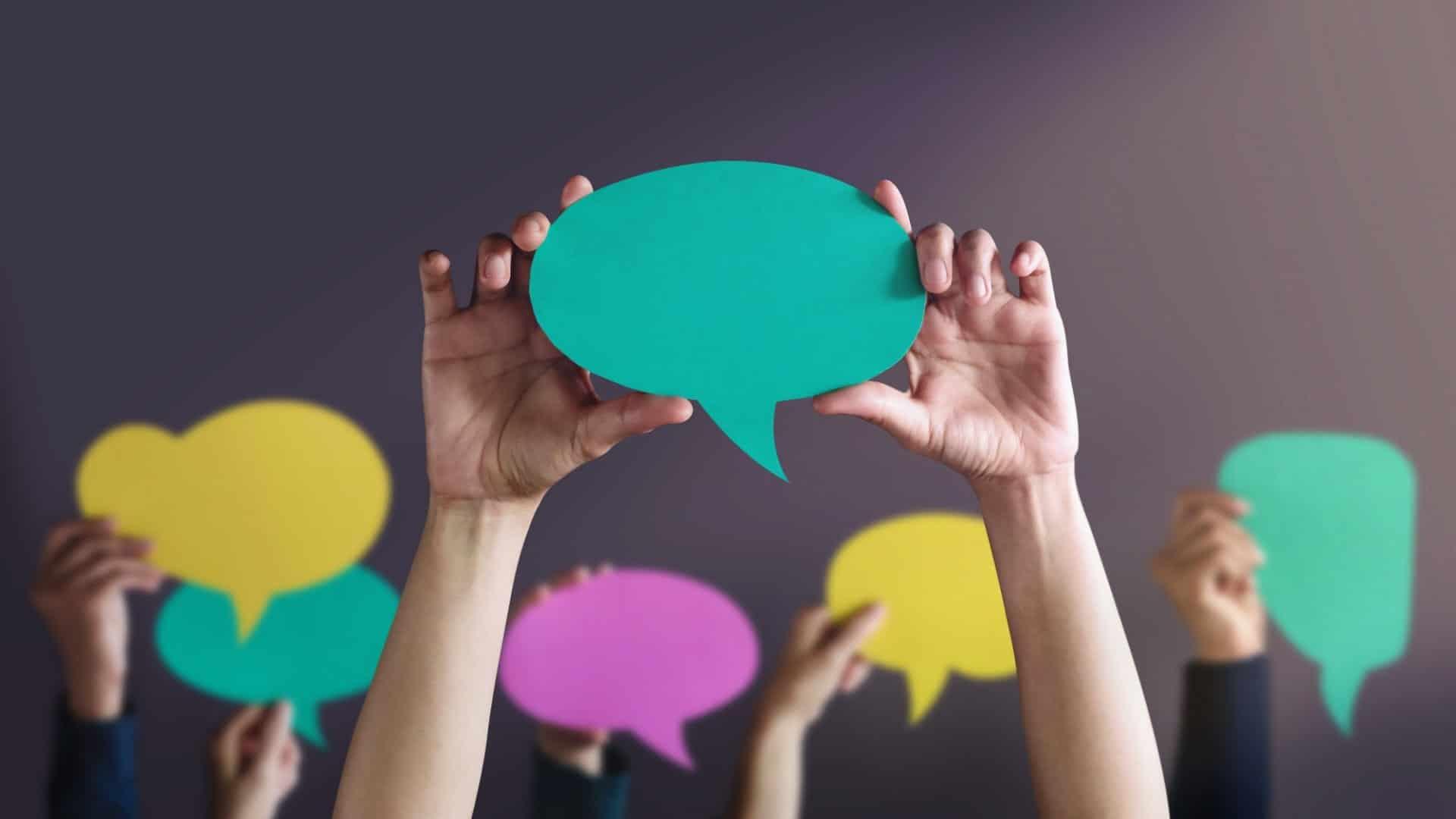 Kommunikationswege erklärt