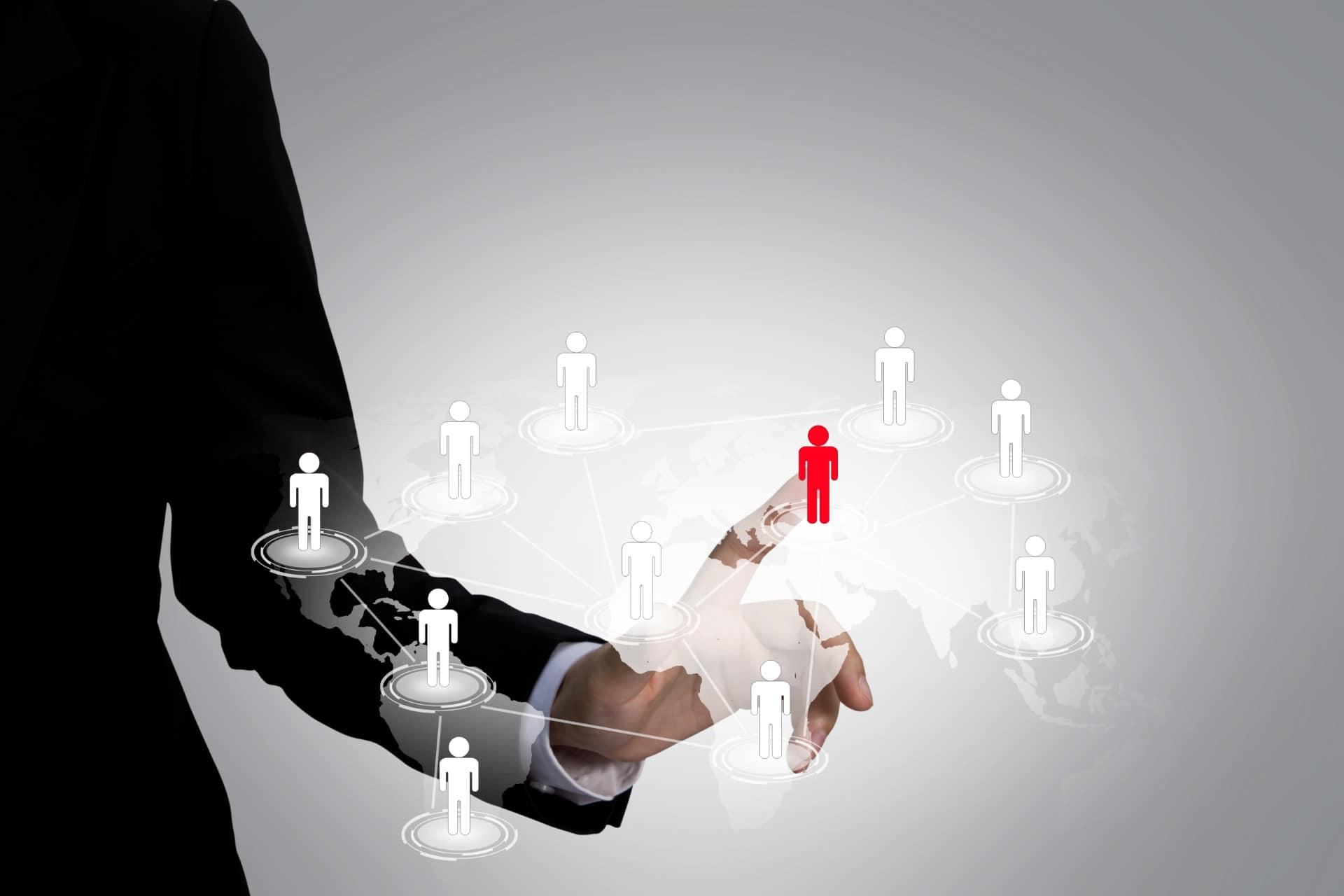 Struktur im Unternehmen